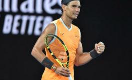 Nadal y Federer avanzan en Abierto de Australia