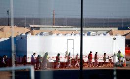 Salen últimos niños migrantes de campamento en EEUU