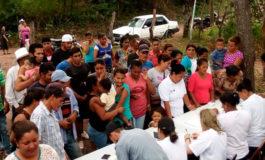 """Seguidores de Esdras Amado López evidencian su apoyo a la """"Nueva Ruta"""" (Video)"""