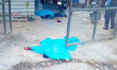 Retiran cadáveres de jóvenes pandilleros
