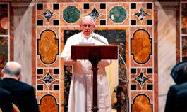 El papa recuerda a Nicaragua y Venezuela y les desea que resuelvan sus crisis