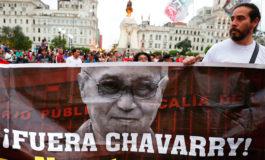 Junta de Fiscales aceptó la renuncia del fiscal general de Perú
