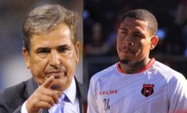 Jorge Luis Pinto recomendó a Henry Figueroa en Costa Rica
