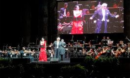 Plácido Domingo ovacionado en Honduras en su primer concierto de 2019