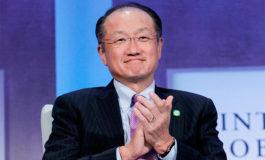 El presidente del Banco Mundial Jim Yong Kim anuncia su renuncia