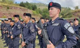 Grupo de 49 policías se gradúan en protección de dignatarios