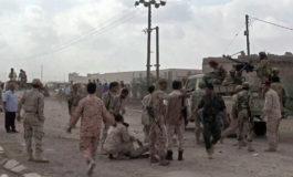 Ataque espectacular de los rebeldes contra el ejército de Yemen
