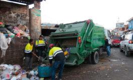 Volquetas sustituidas con camiones compactadores en acarreo de basura