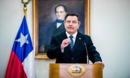 """Gobierno chileno dice hoy es un """"día negro"""" para la democracia en Venezuela"""