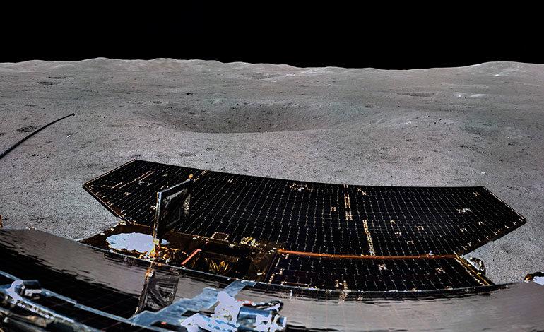 Robot chino se enfrenta al desafío de los cráteres en cara oculta de la Luna