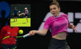Simona Halep la tenista rumana que ama el fútbol