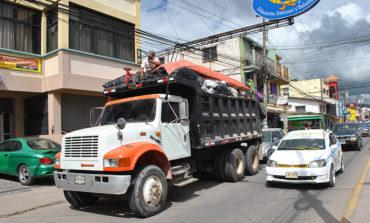 Buscan mejorar el servicio de recolección de basura