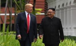 "Trump dice que recibió una carta ""formidable"" del líder norcoreano Kim"