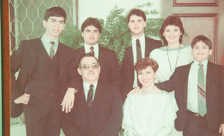 Una vida de logros y legados: Rosenthal Oliva siempre lucho por SPS y Honduras