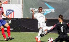 Vinicius sigue sin entrenar; Solari le esperará hasta última hora