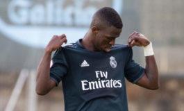 Vinicius se suma a las bajas del Real Madrid