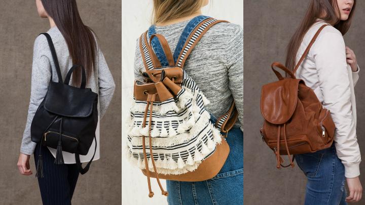 Tendencias mochilas 2