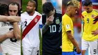 Sudamericanos