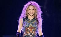 Shakira cordon pelo t