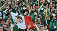 Mexico hinchas