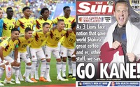 Colombia vs the sun