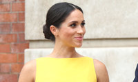 Meghan markle yellow1t t