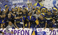 Boca bicampeon 2018