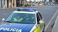 Policia heridos