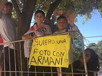 Armani cumplio sueno pequeno hincha foto tomada twittercom rivertricamp35 806080 154646