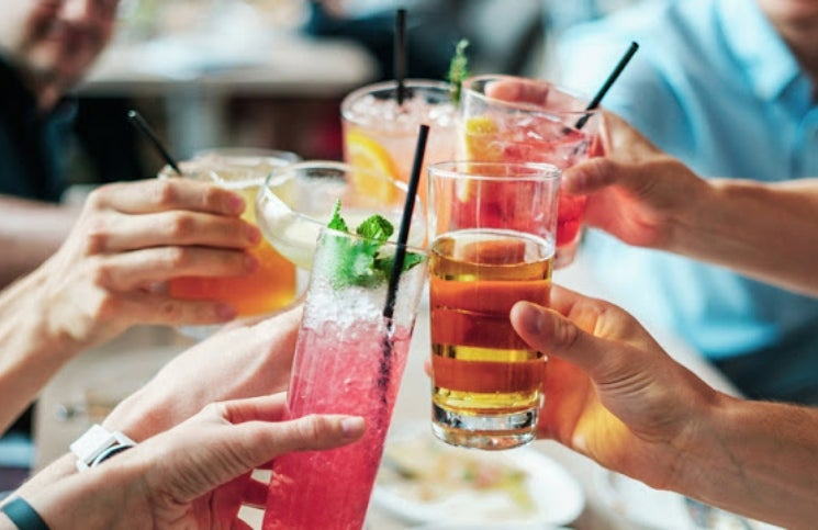 Bebidas alcoholicas tragos