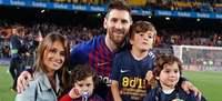 Messi camiseta nueva