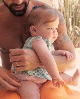 Ricky martin y su hija