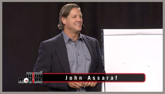 John Assaraf at The Mind Mastery World Summit