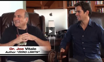 Click here to see Joe Vitale and Nick Ortner using the most Powerful way to create your Destiny!