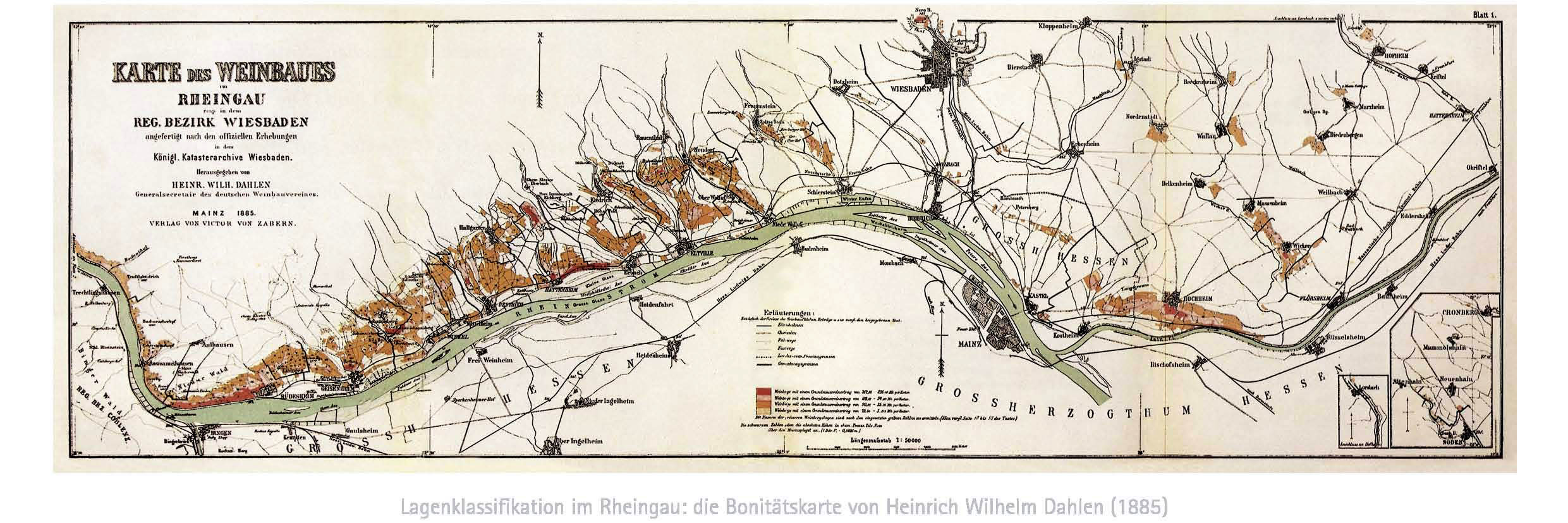 Resources Learn About Riesling Loosen Bros USA Wine Importers - Germany vineyards map