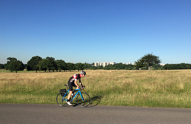 london cycling caign