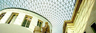 The Great Court, British Museum Credit: David Sillitoe/ The Guardian