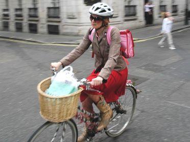 Get on your bike for Bike Week Credit: Charlotte Rushton