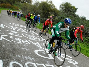 The last ever event on the Lee Valley Cycle Circuit at Eastway Credit: Mike Wells