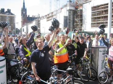 The MPs Bike Ride 2006