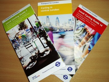 The new London Cycle Guides