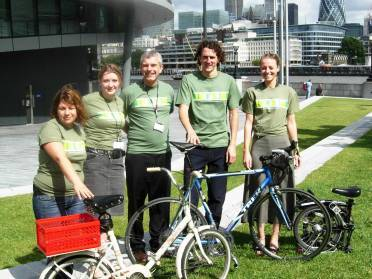 Transport for London Workplace Cycle Challenge