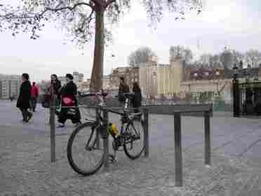 Parking at the Tower of London