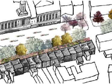 Development plans for the High Street 2012