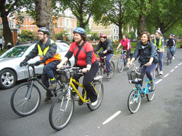 Ravenscourt Park Cycle Friday