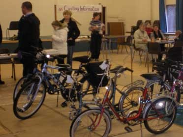 St Albans church Bike Day