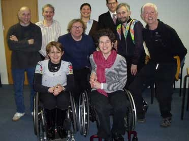Dame Tanni Grey-Thompson at LDCF