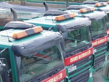 Tipper Lorries of Thames Materials Ltd