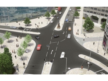 Proposals to change Holborn Circus