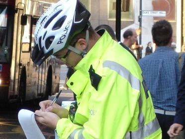 Report bike theft and collisions to the police